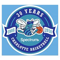 Charlotte Hornets 30th Anniversary Season